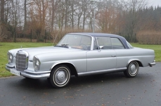 Mercedes-Benz 250SE Coupé w111 1967