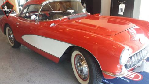 1957 corvette c1 is listed verkauft on classicdigest in. Black Bedroom Furniture Sets. Home Design Ideas