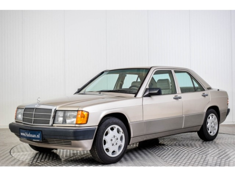 1989 Mercedes Benz 190 W201 Is Listed For Sale On Classicdigest In Netherlands By Hofman Leek For 8900