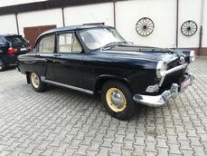 GAZ 21 Volga 1960