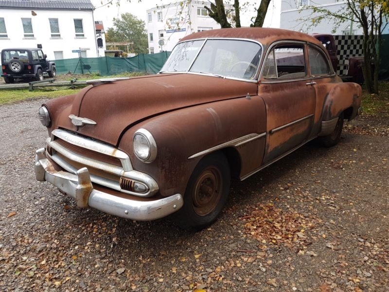 Chevrolet Bel Air >> 1951 Chevrolet Bel Air Is Listed For Sale On Classicdigest In Rudolfstrasse 1 7de 52070 Aachen By Us Car One For 7999