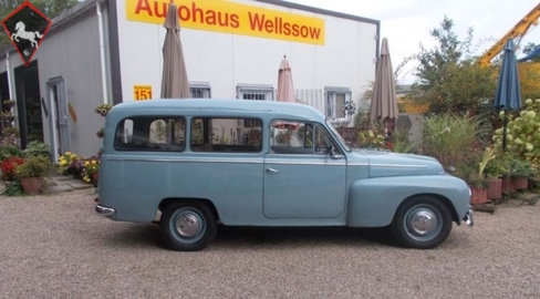 Volvo Duett 1964
