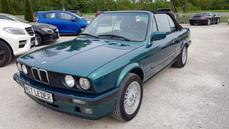 BMW 325 1992