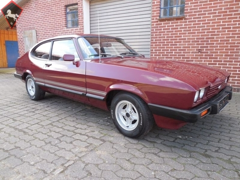 Ford Capri 1984