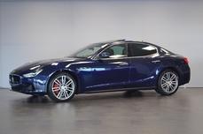 Maserati Ghibli 2012