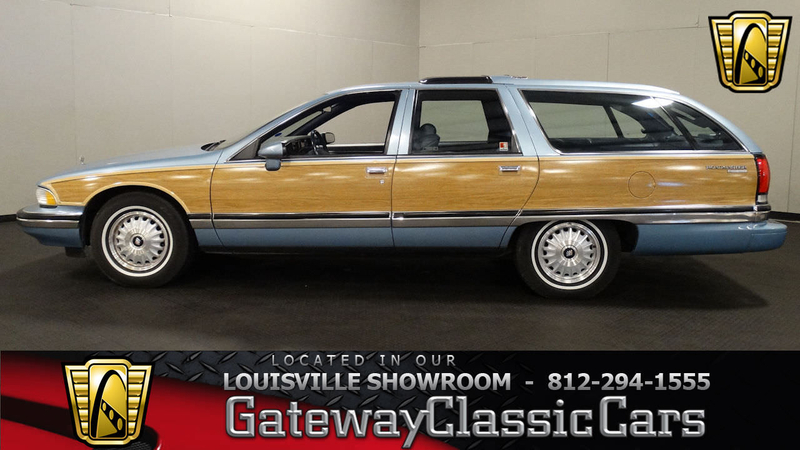 1992 Buick Roadmaster >> 1992 Buick Roadmaster Is Listed Sald On Classicdigest In
