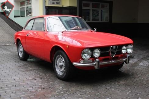 Alfa Romeo 1750 GTV 1970