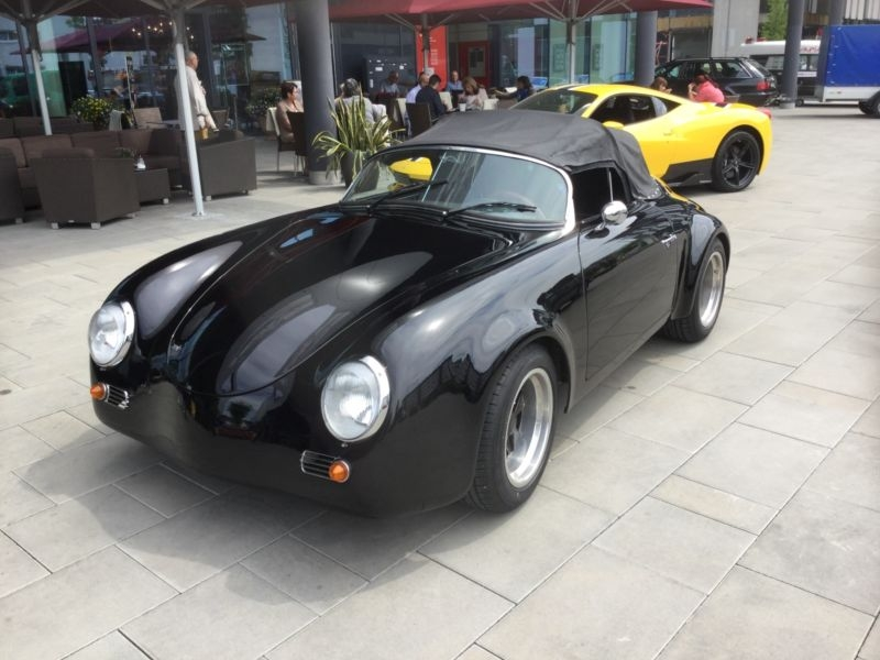 1989 Porsche 356 Speedster Replica Is Listed For Sale On