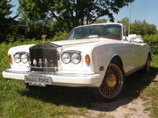 Rolls-Royce Corniche 1990