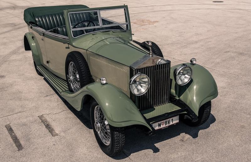1929 Rolls-Royce 40/50 Phantom is listed For sale on