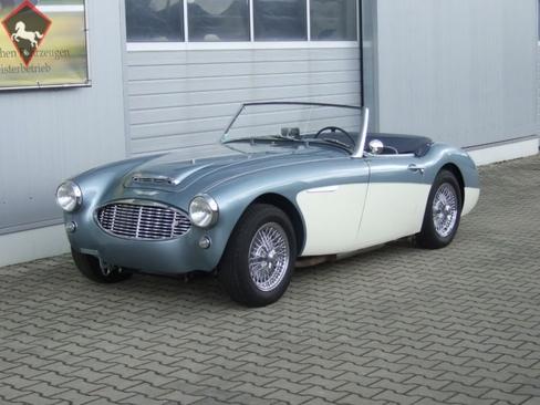 Austin-Healey 100 1957