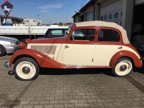 Mercedes-Benz 170V 1936