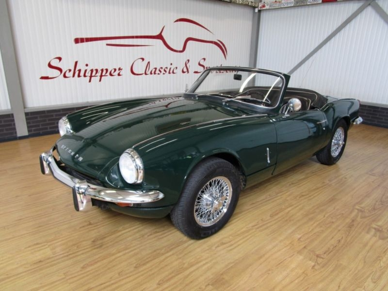 1968 Triumph Spitfire Is Listed For Sale On Classicdigest In