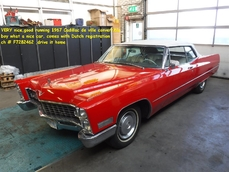 Cadillac Other 1967