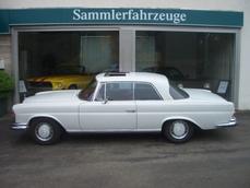 Mercedes-Benz 280SE Coupé w111 1970