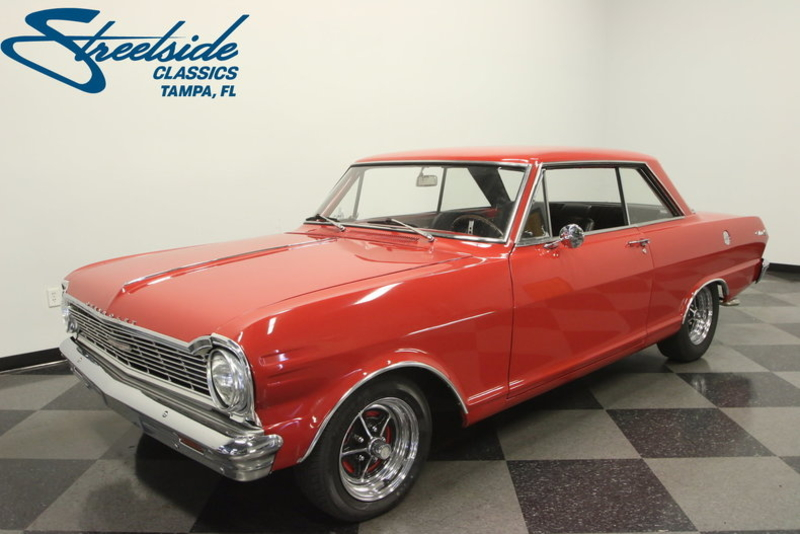 1965 Chevrolet Chevy II is listed For sale on ClassicDigest in Tampa,  Florida by Streetside Classics - Tampa for $25995