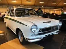 Lotus Cortina MkI 1963