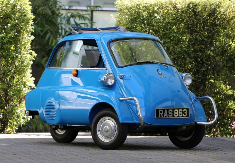 1960 BMW Isetta is listed Verkauft on ClassicDigest in Emeryville by