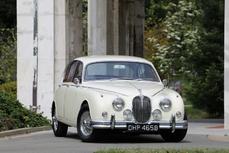 Jaguar Mk2 1965