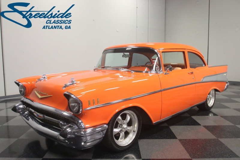 Chevrolet Bel Air >> 1957 Chevrolet Bel Air Is Listed For Sale On Classicdigest In Atlanta Georgia By Streetside Classics Atlanta For 54995