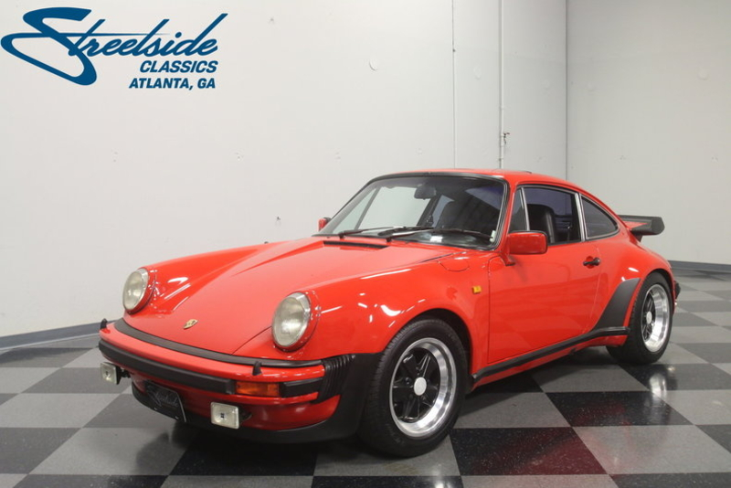 1979 Porsche 911 930 Turbo 33 Is Listed For Sale On Classicdigest In Atlanta Georgia By Streetside Classics Atlanta For 99995