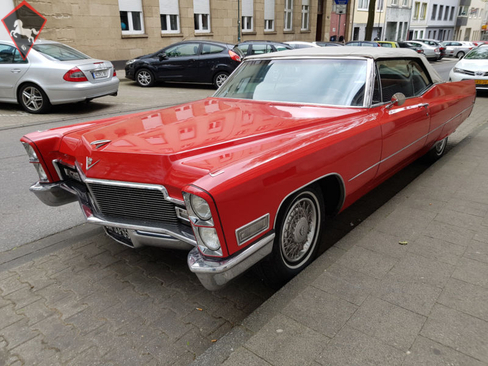 Cadillac De Ville 1968