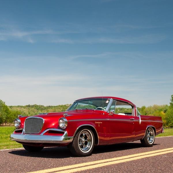 1956 Studebaker Hawk Is Listed Verkauft On Classicdigest In Fenton St Louis By For Preis Nicht Verfugbar Classicdigest Com