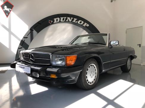 Mercedes-Benz 560SL w107 1987