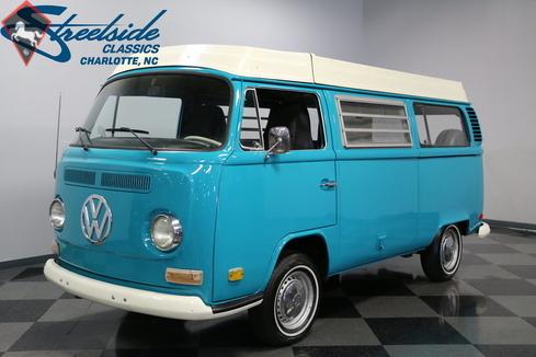 Volkswagen Typ 2 Bay window 1972