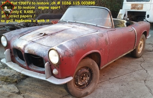 Fiat Other 1958