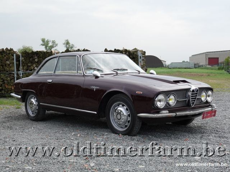 Alfa Romeo Sprint Is Listed Sold On ClassicDigest In - Alfa romeo 2600 sprint for sale