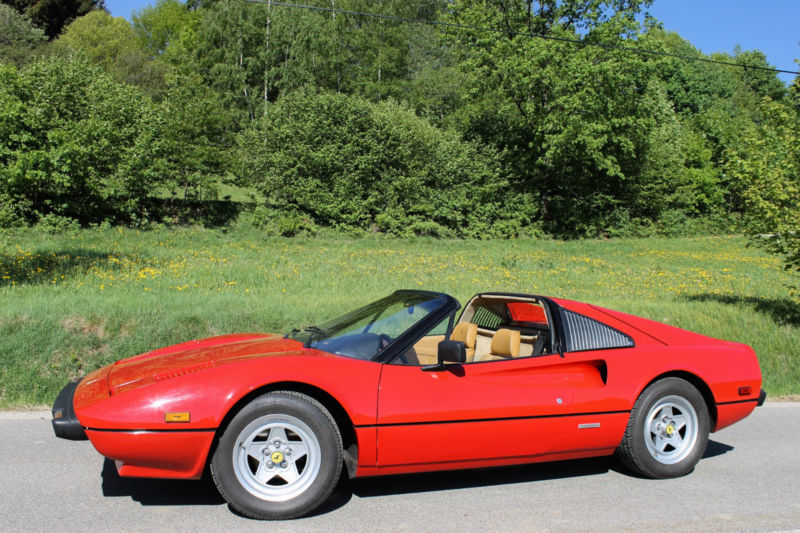 1982 Ferrari 308 Gts Is Listed For Sale On Classicdigest In Nußbergerstraße 1de 94234 Viechtach By Andy S Classic Cars Gmbh For 79000 Classicdigest Com