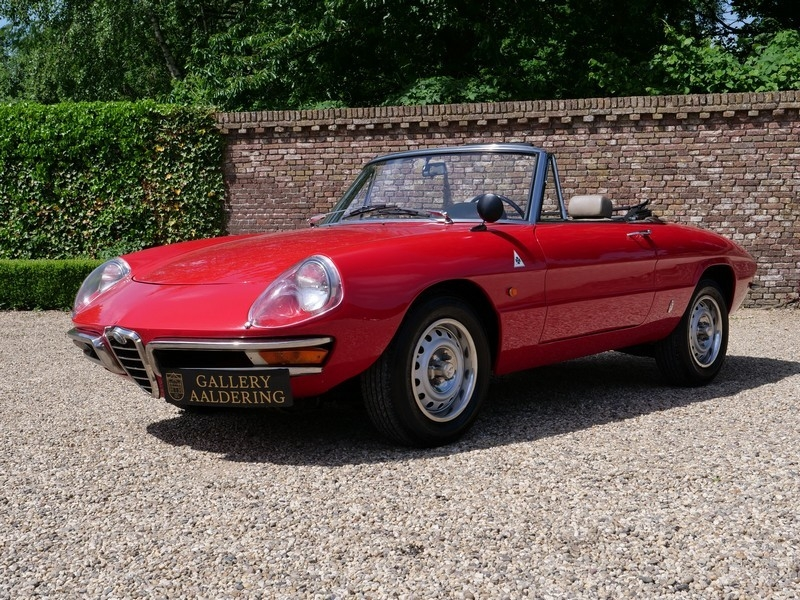 [ZTBE_9966]  1966 Alfa Romeo Spider Duetto is listed Sold on ClassicDigest in Brummen by  Gallery Dealer for Not priced. - ClassicDigest.com | Alfa Romeo Spider Duetto |  | Classic Digest