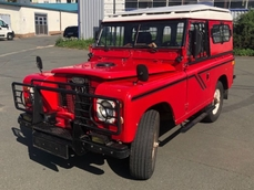 Land Rover Series II 1974