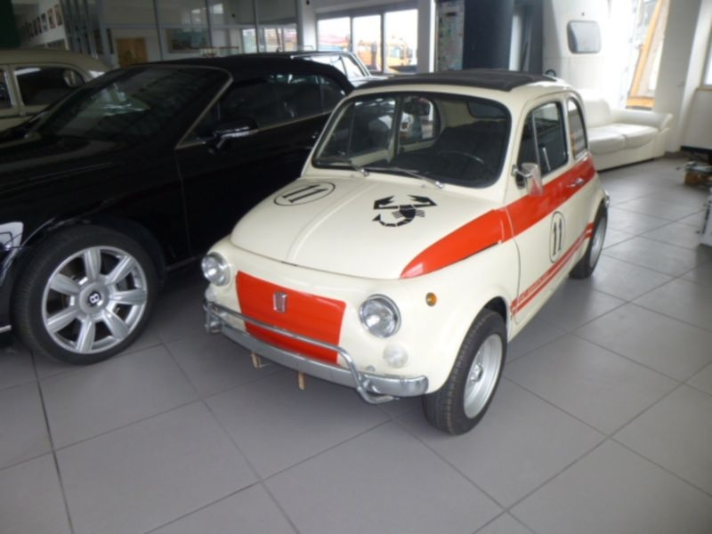 1972 Fiat 500 Is Listed For Sale On Classicdigest In