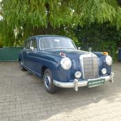 Mercedes-Benz 220a/S/SE Ponton 1956