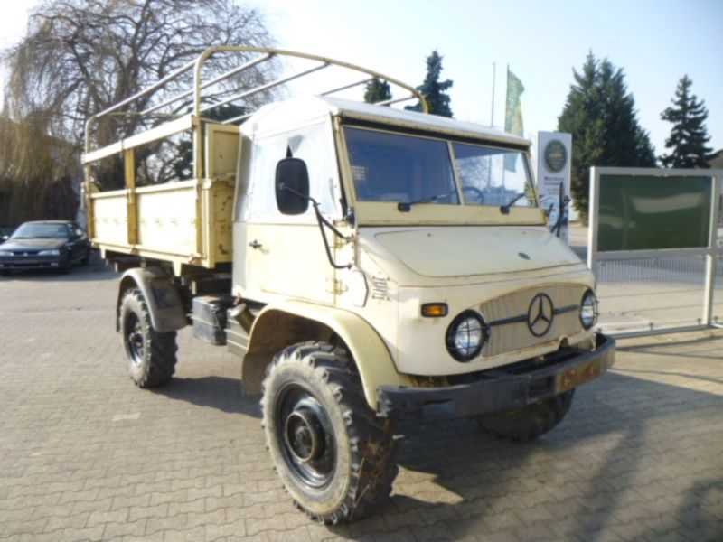Unimog For Sale >> 1959 Mercedes Benz Unimog Is Listed For Sale On Classicdigest In Weinsheimerstrasse 39de 67547 Worms By Auto Graf E K For 9900