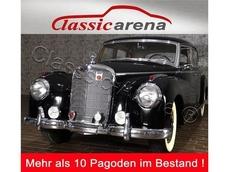 Mercedes-Benz 300 W186 Adenauer  1953