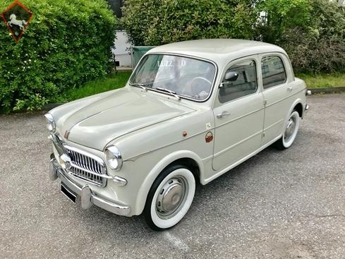 Fiat 1100 1957