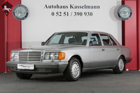Mercedes-Benz 560 SEL w126 1988