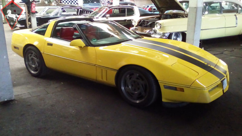 Corvette C4 1987