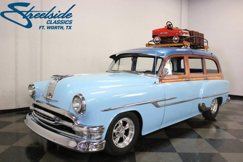 1954 Pontiac Parisienne is listed zu verkaufen on ClassicDigest in Dallas /  Fort Worth, Texas by Streetside Classics - Dallas/Fort Worth for $29995