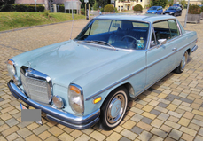 Mercedes-Benz 280 w123 1971