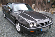 Opel Manta 1988