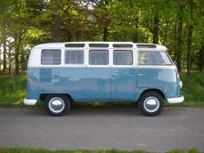 Volkswagen Typ 2 Split Screen 1966