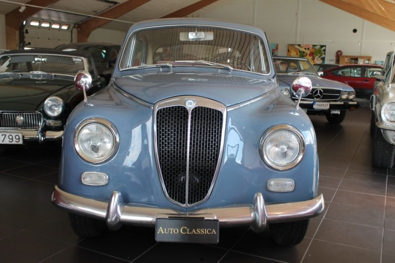1959 Lancia Appia Is Listed For Sale On Classicdigest In