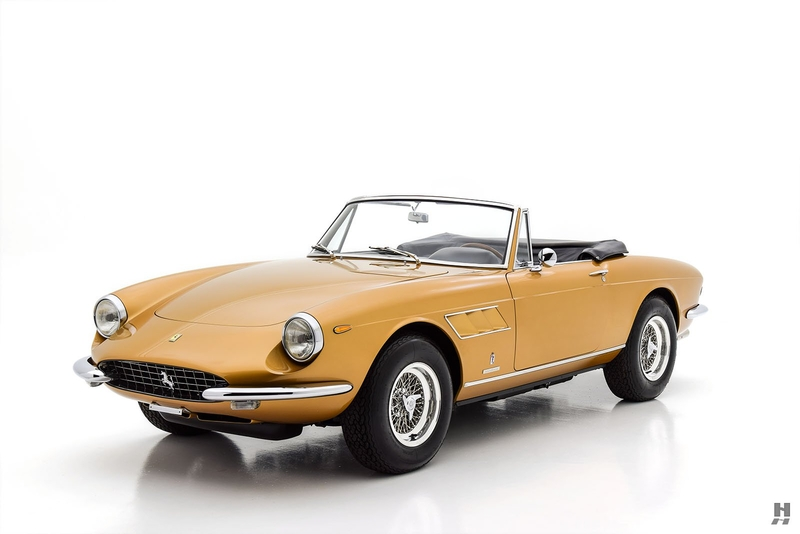 1967 Ferrari 330 Gts Is Listed Sold On Classicdigest In St Louis By Mark Hyman For Not Priced Classicdigest Com