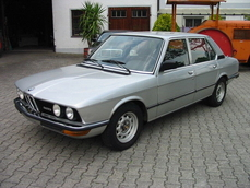 BMW 520 1980