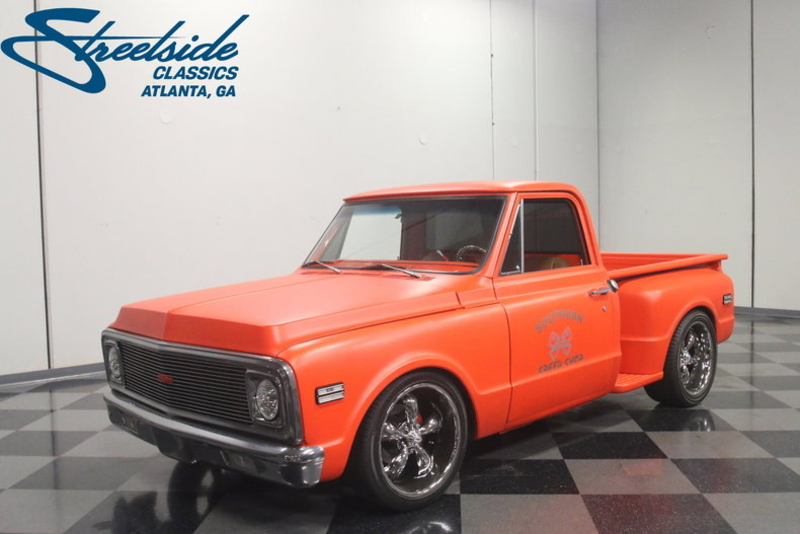 1972 Chevrolet C10 is listed Verkauft on ClassicDigest in