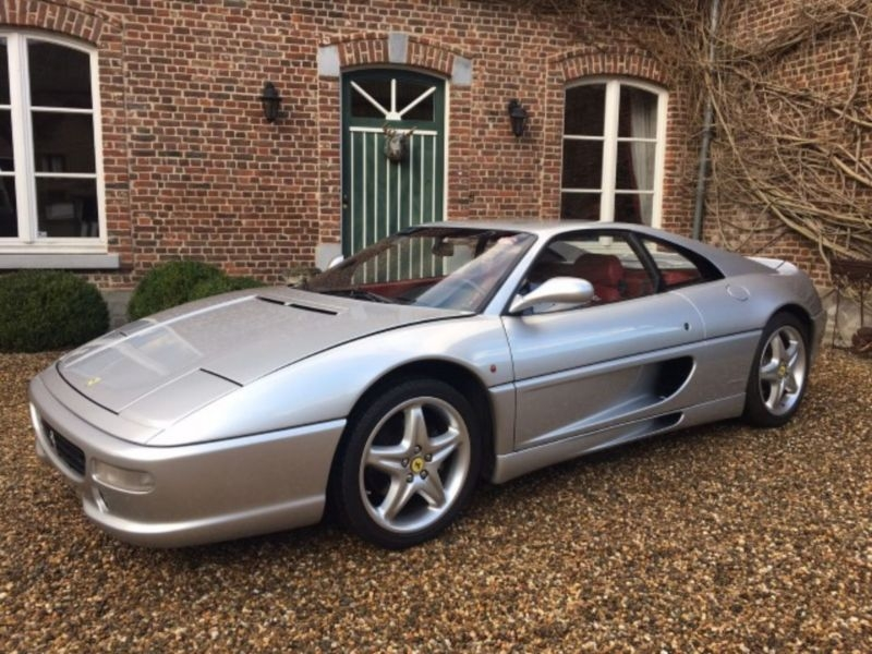 1995 Ferrari F355 Is Listed For Sale On Classicdigest In Engelbamp